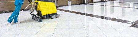 nettoyage marbre au sol