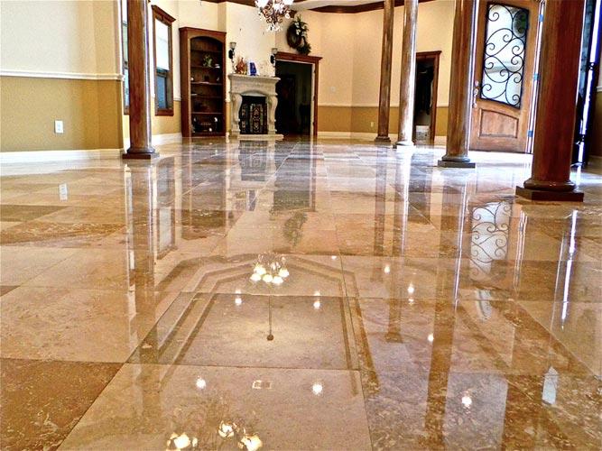 nettoyage marbre