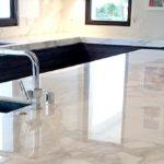 nettoyage du marbre