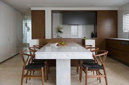 table marbre