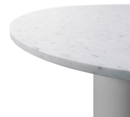 rénovation table en marbre