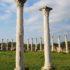colonnes marbre salamine